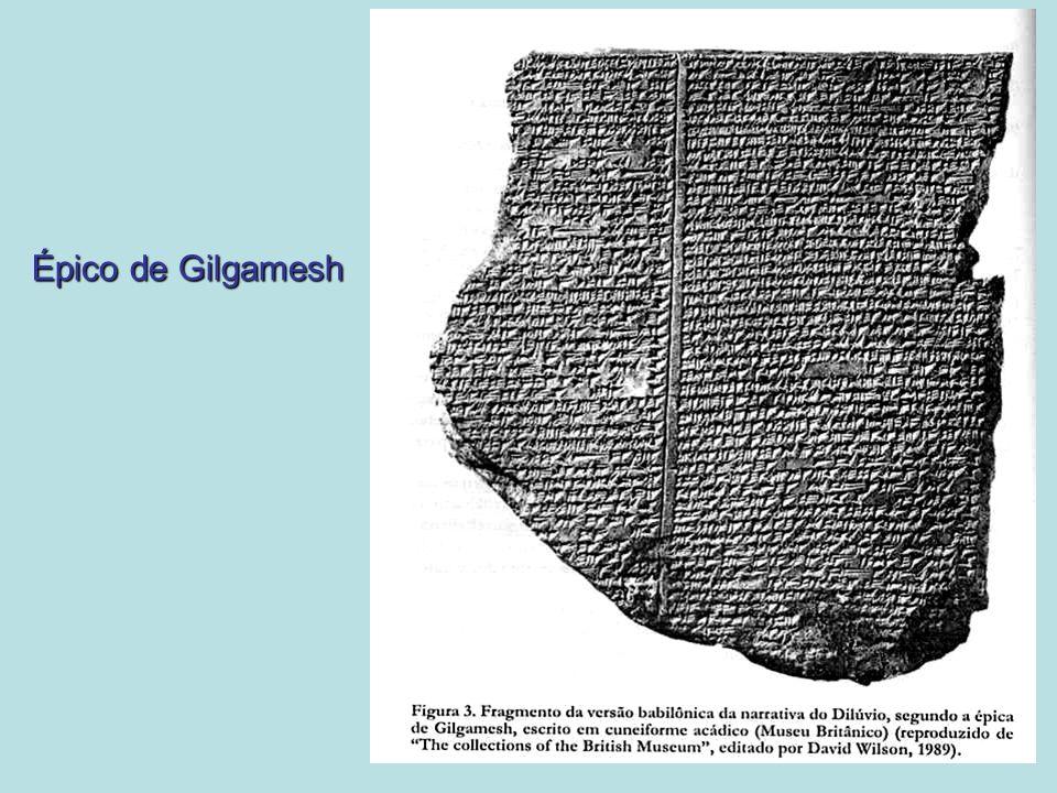 Épico de Gilgamesh