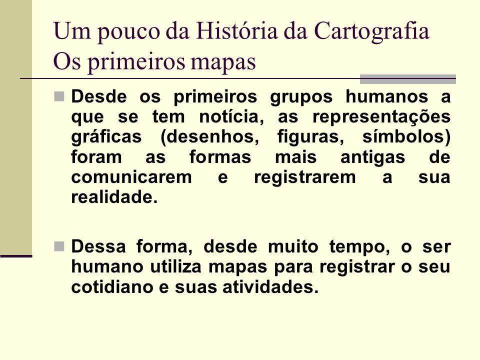Desde os primeiros grupos humanos a que se tem notícia, as representações gráficas (desenhos, figuras, símbolos) foram as formas mais antigas de comun