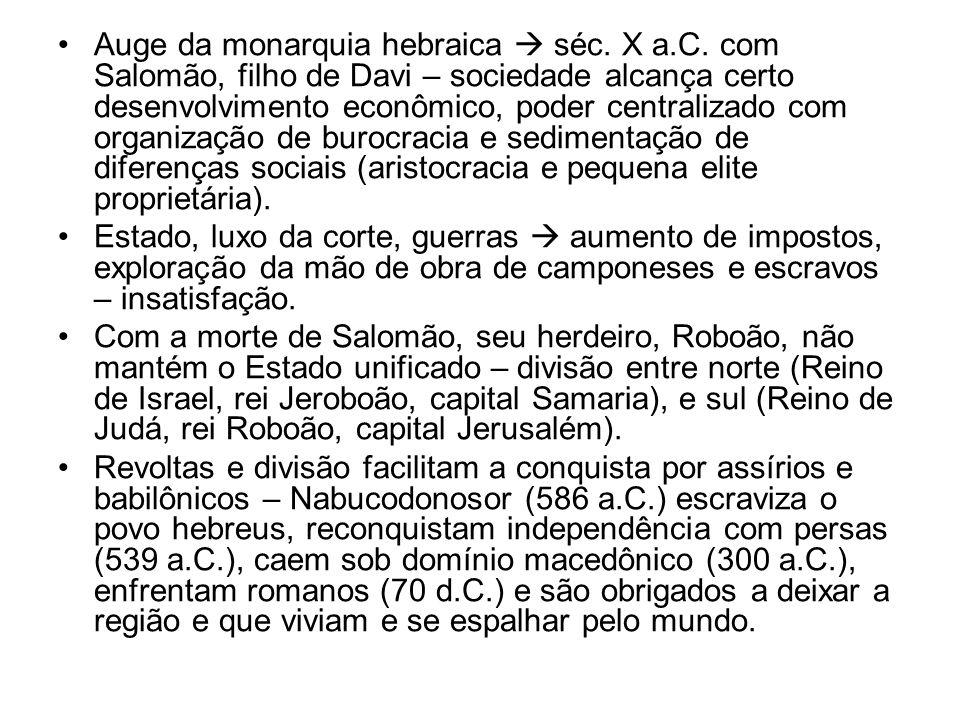 Fenícios Povo de origem semita, desde 3000 a.C.