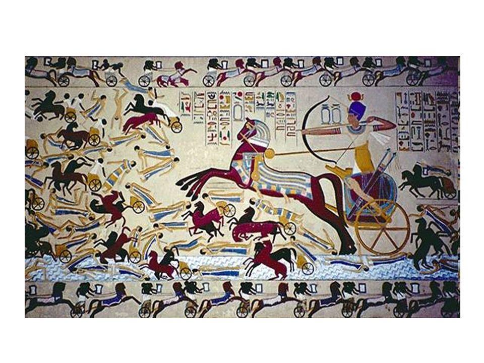 Novo Império – 1539 a 525 a.C.