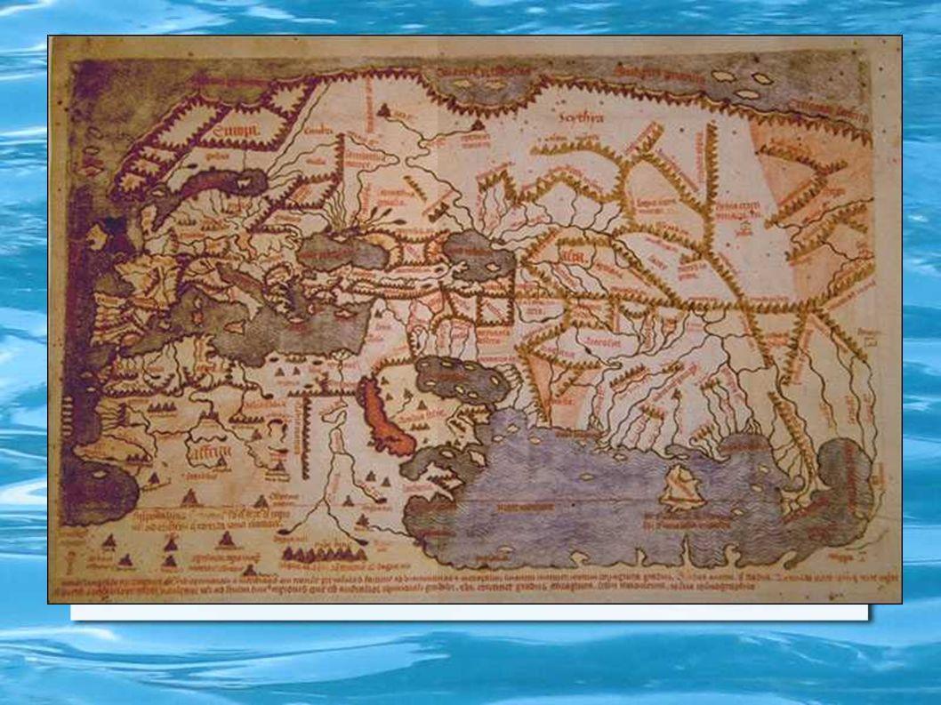 1497 – Caminho marítimo para as índias, por Vasco da Gama.