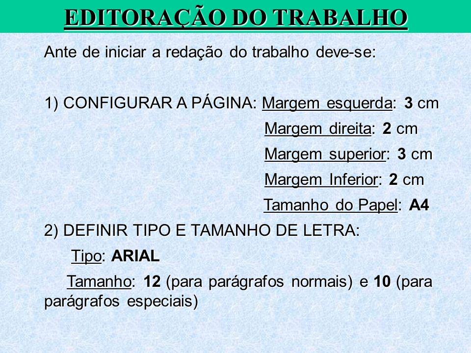 SISTEMA DE CHAMADA AUTOR-DATA c) Mais de 3 autores: et al.