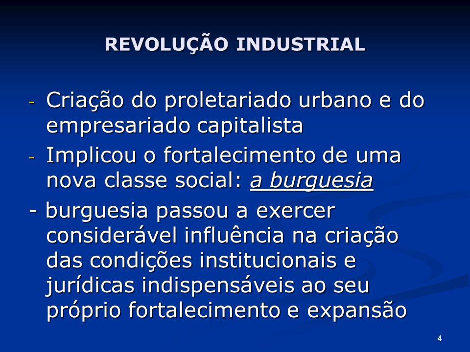O APARECIMENTO DA SOCIOLOGIA Sociologia surgiu com a sociedade industrial, ou melhor, com os seus esboços.