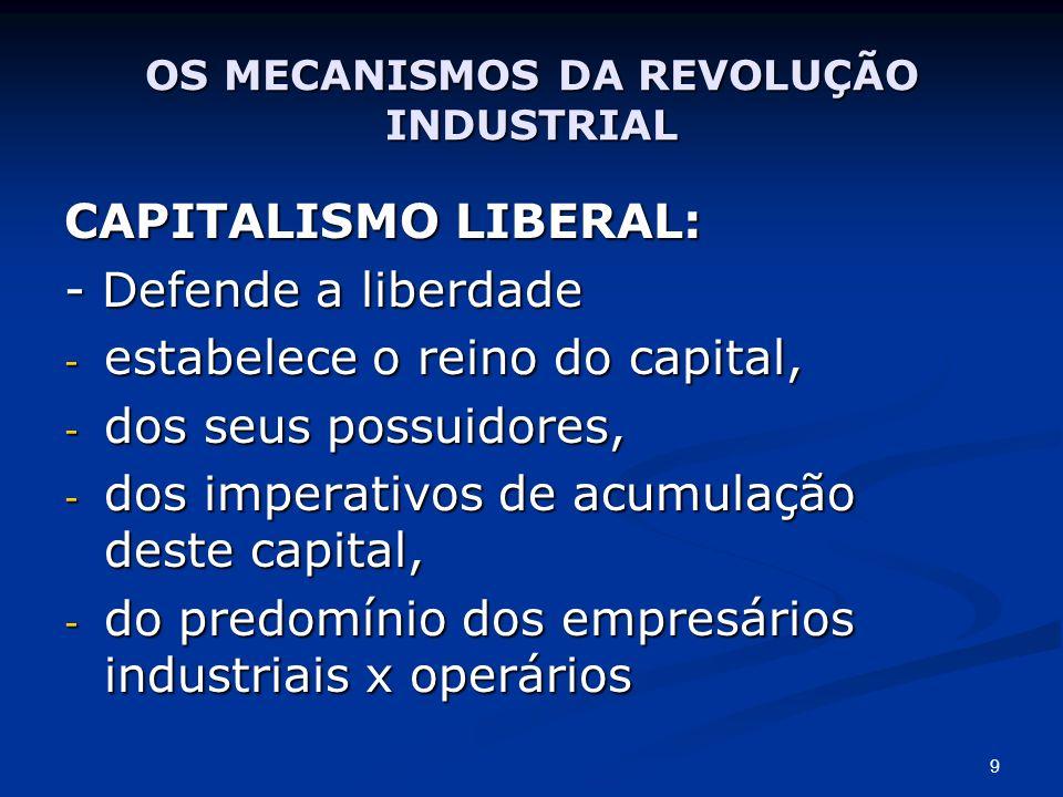 A HERANÇA INTELECTUAL DA SOCIOLOGIA Sociologia constitui um produto cultural das fermentações intelectuais provocadas pelas revoluções industriais e político-sociais, que abalaram o mundo social moderno 50