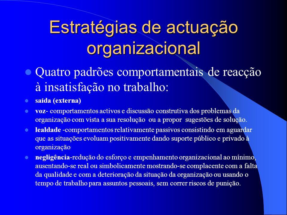 Síntese 2 As ligações mais fortes entre o commitment afectivo e comportamento devem ser observados para o comportamento que é relevante para o objecto