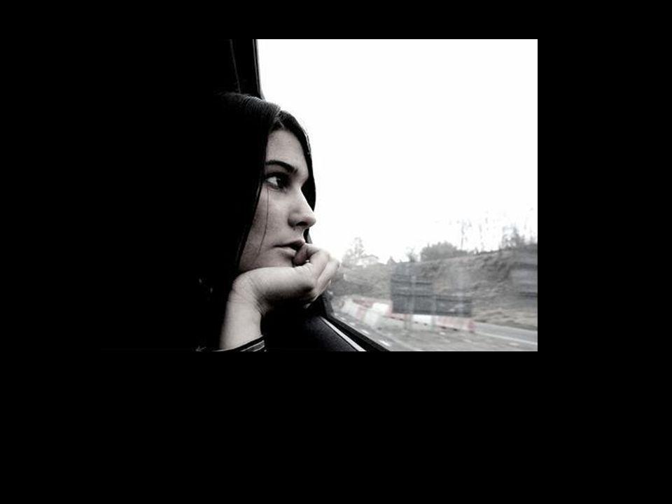 A quantas anda a minha alma, o que é que vejo quando olho a paisagem através da janela?