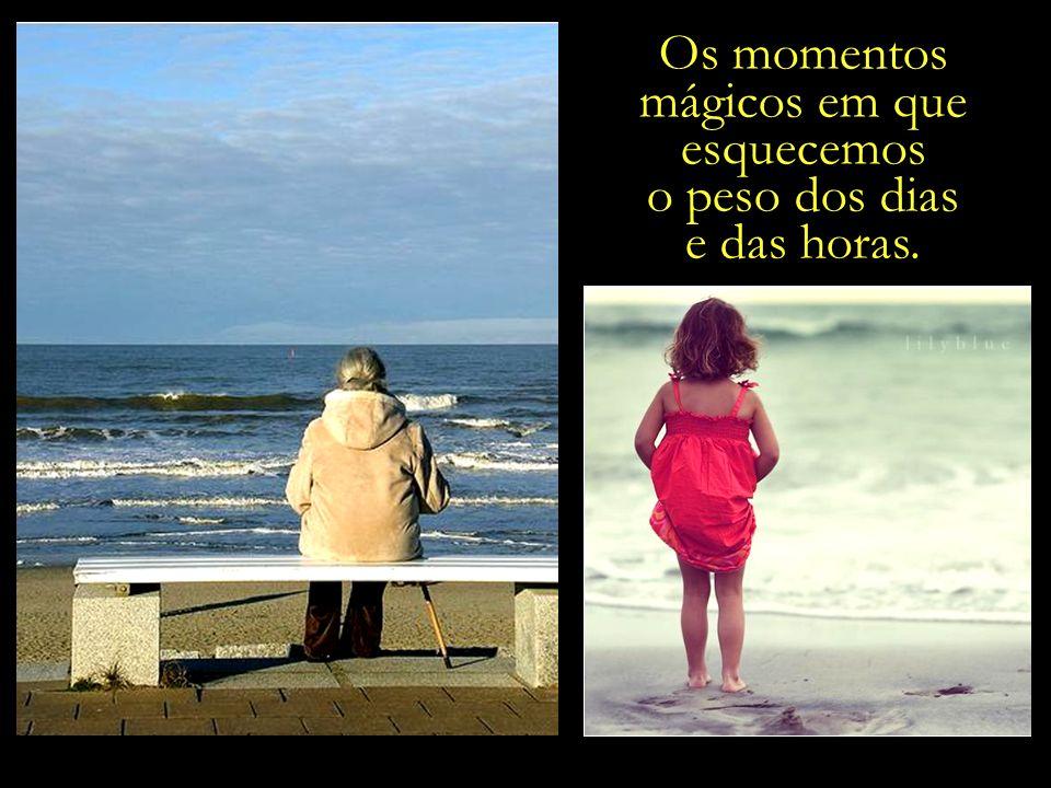 Os momentos inesquecíveis que silenciam.