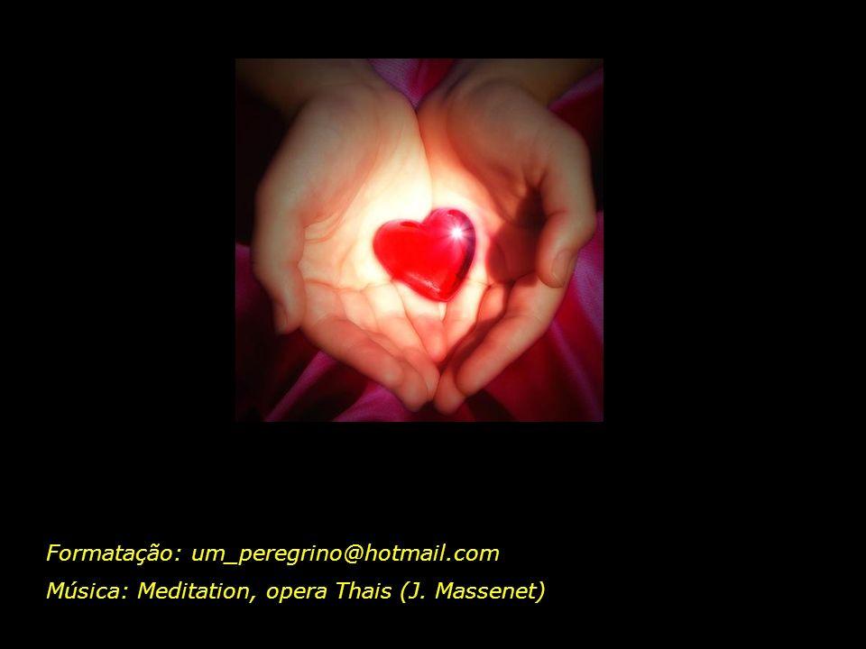 Sobre tudo o que se deve guardar, guarda o teu coração, porque dele procedem as fontes da vida. Provérbios, 4-23