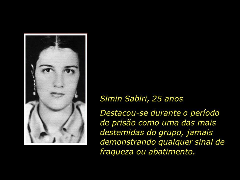 Seu pai foi martirizado pouco antes que ela.