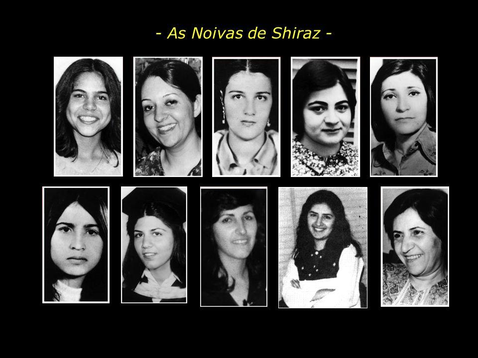 - As Noivas de Shiraz - Formatação: um_peregrino@hotmail.com