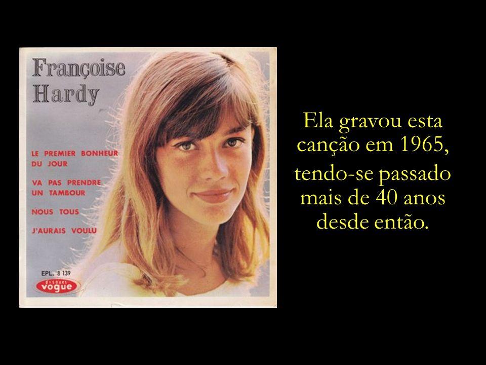 LAmitié, que em português significa a Amizade.