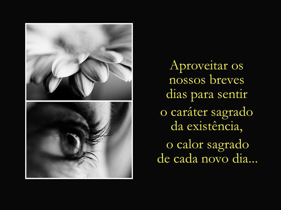 Os olhos: as janelas da alma. A alma: o que sabemos sobre ela?...