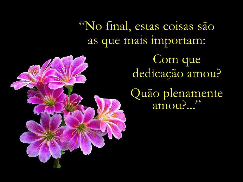 Ó Amigo, No jardim de teu coração, nada plantes salvo a rosa do amor... Baháulláh