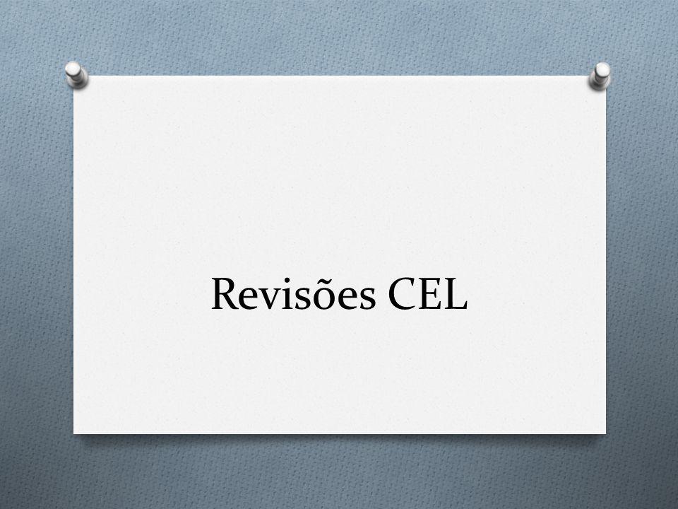 Revisões CEL