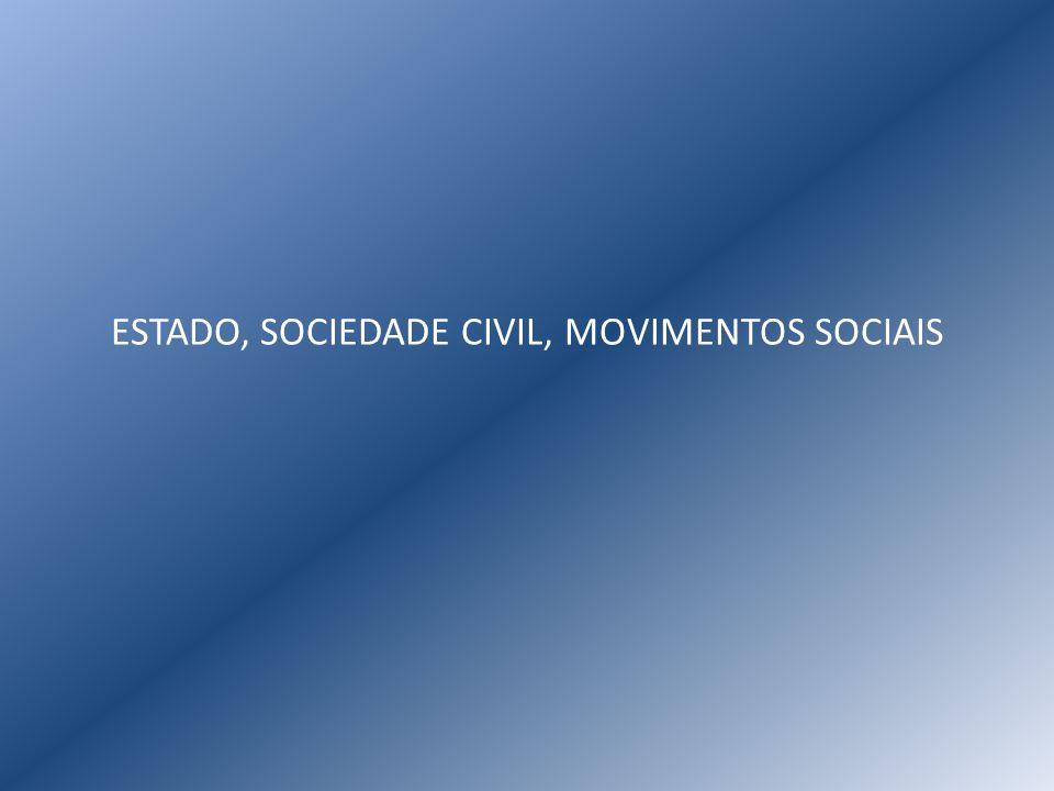 ANOS 30: CONSTRUÇÃO DO ESTADO MODERNO Modernizando-se conservadoramente e pelo alto, o Brasil ingressará em fase propriamente capitalista-industrial com uma frágil sociedade civil e sem democracia, destituído de um pensamento liberal-democrático consistente, sem hegemonia burguesa e sem um movimento operário organizado com autonomia e consciência de si ( Nogueira, 1998, p.67 ).