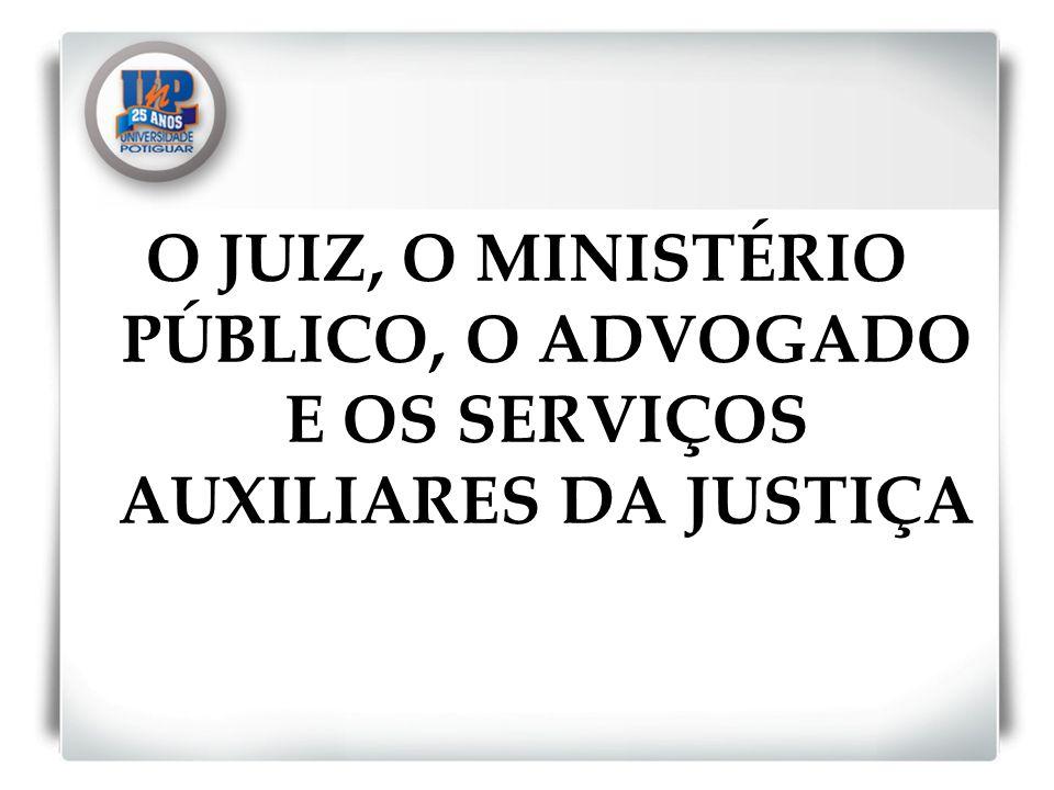 Funções Essenciais ao Poder Judiciário