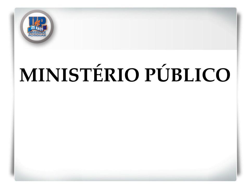 Art.127 - O Ministério Público é instituição permanente, essencial à função jurisdicional do Estado, incumbindo-lhe a defesa da ordem jurídica, do regime democrático e dos interesses sociais e individuais indisponíveis.
