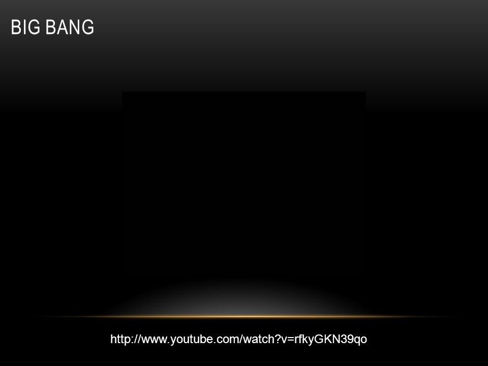 BIG BANG http://www.youtube.com/watch?v=rfkyGKN39qo