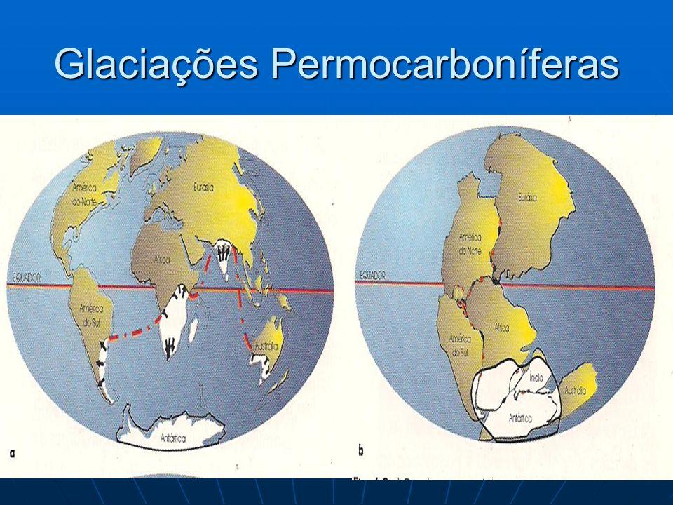 Glaciações Permocarboníferas