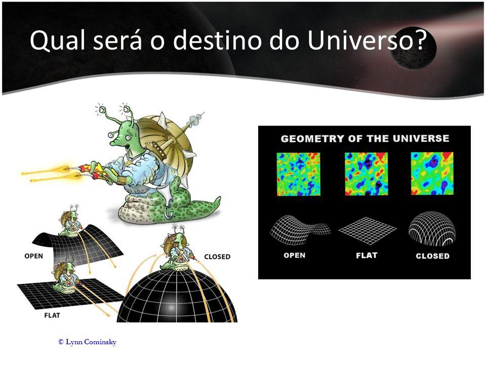 Qual será o destino do Universo? © Lynn Cominsky