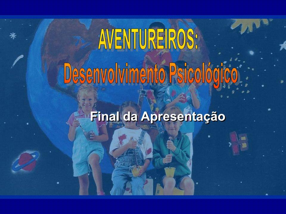 Final da Apresentação