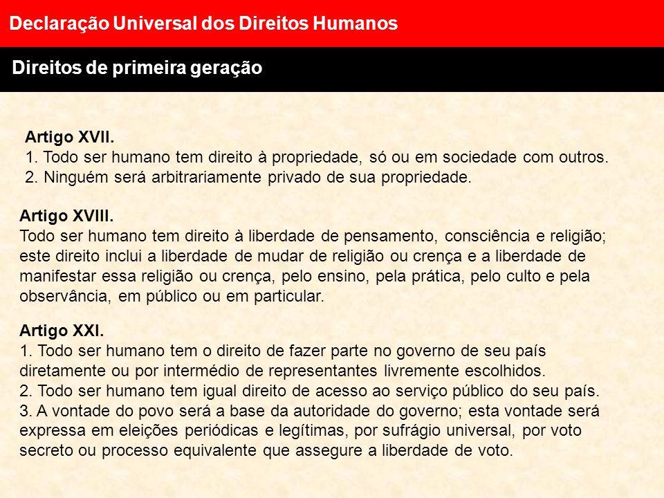 Declaração Universal dos Direitos Humanos Como funciona a ONU Assembléia Geral Conselho de Segurança com cinco membros permanentes (EUA,Rússia,França,