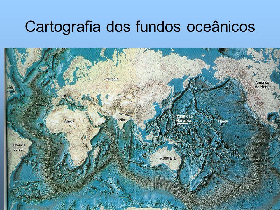 Cartografia dos fundos oceânicos