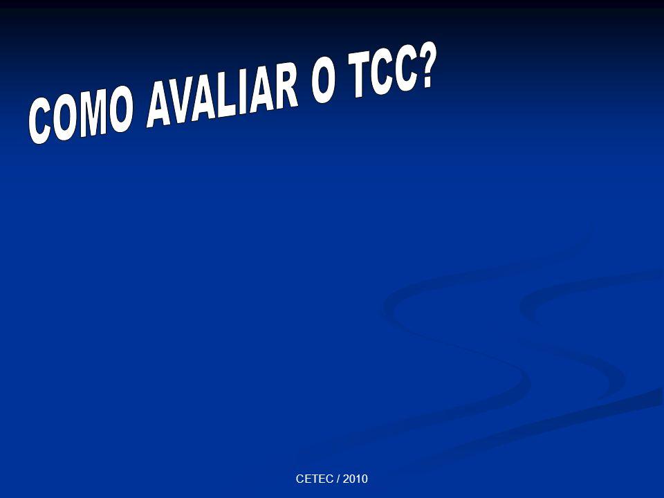 CETEC / 2010
