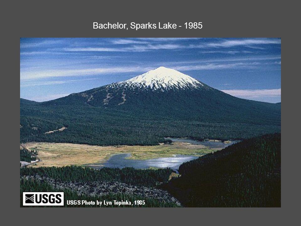 Bachelor, Sparks Lake - 1985