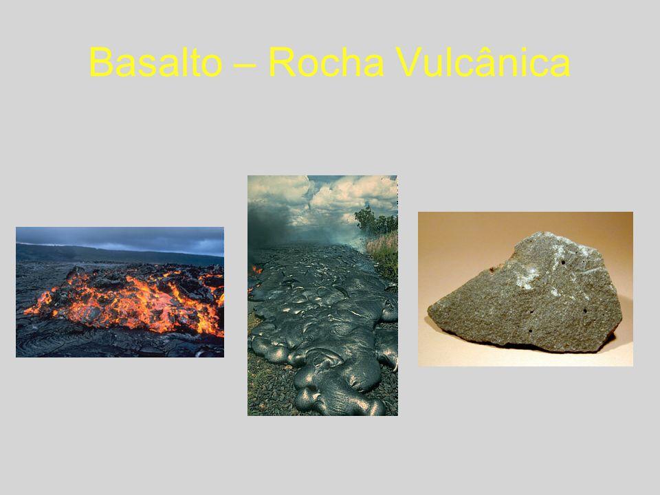 Basalto – Rocha Vulcânica