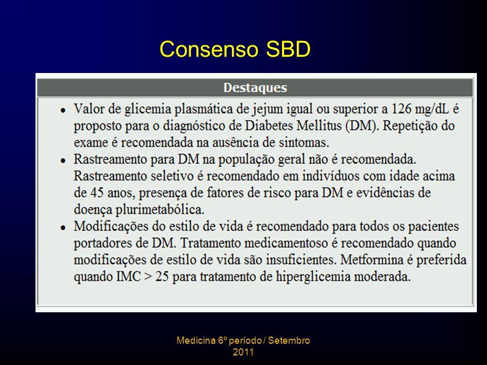 Consenso SBD