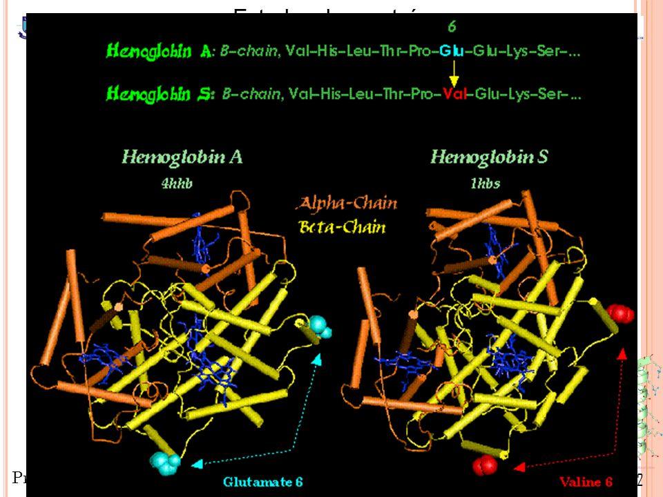 Professor: Paulo Sérgio Química de Alimentos 2009-2 Estudos das proteínas 26