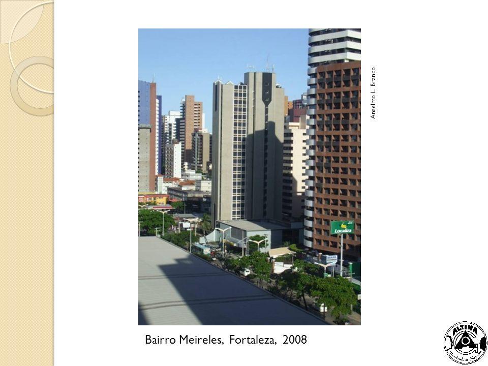 Vista de bairro da cidade de São José da Coroa Grande, PE, 2008. Anselmo L. Branco