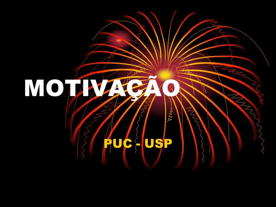 MOTIVAÇÃO PUC - USP