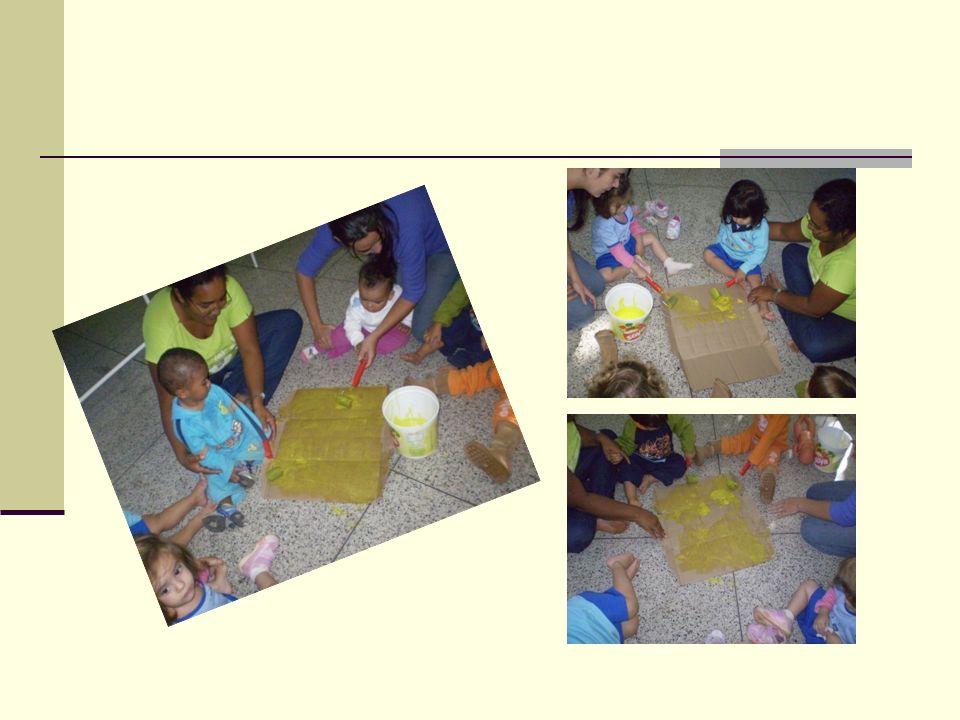 A organização de aprendizagens orientadas ou que dependem de uma intervenção direta do professor, permite que as crianças trabalhem com diversos conhe