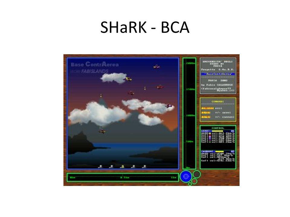 SHaRK - BCA