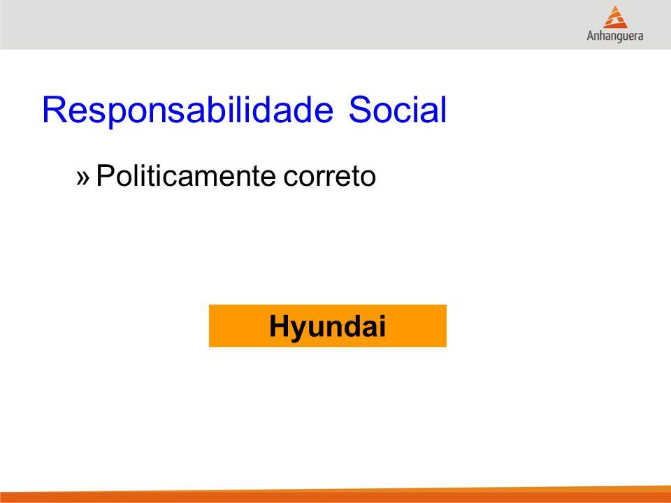 Responsabilidade Social »Politicamente correto Hyundai