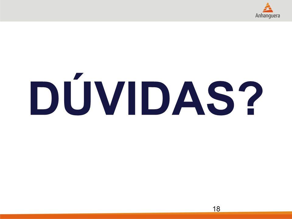DÚVIDAS? 18