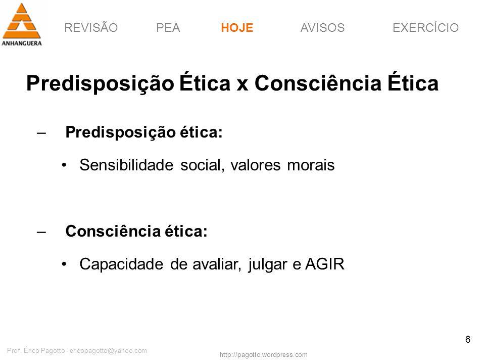 PEAHOJEEXERCÍCIOAVISOS http://pagotto.wordpress.com Prof.