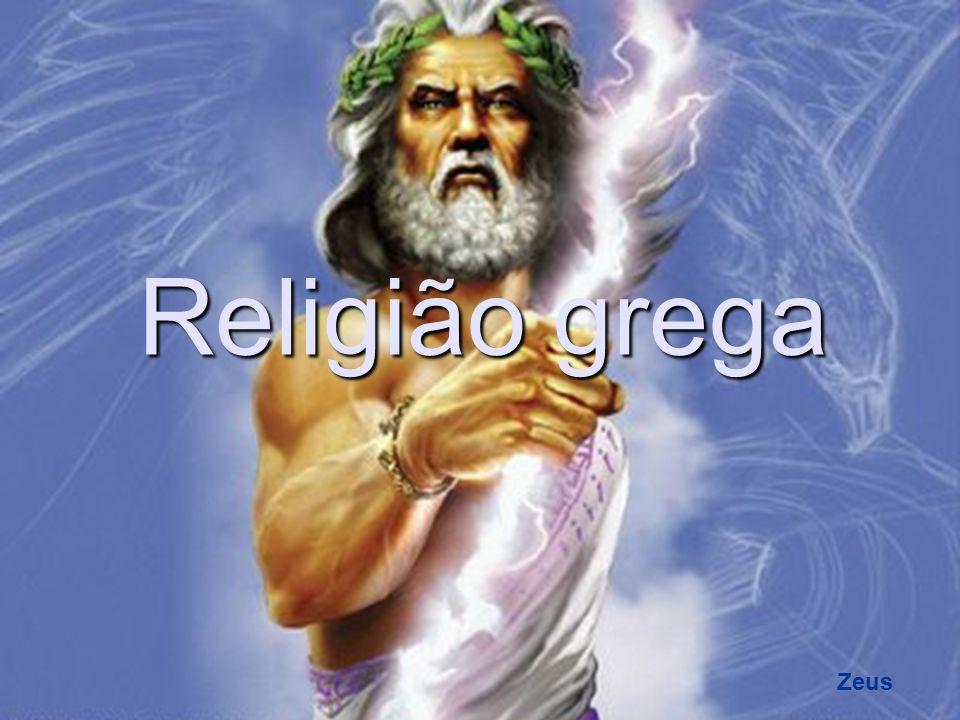 Zeus Religião grega