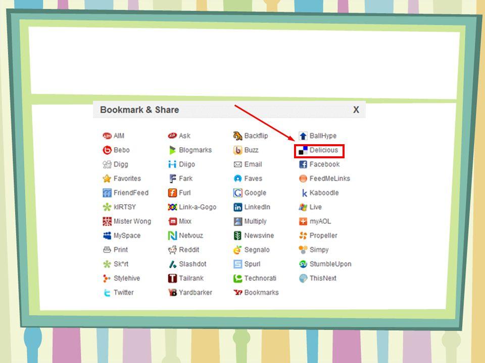 Coloque o nome do ambiente em Title, as tags que você deseja para representar o ambiente e uma breve descrição do que é o site em Notes e clique Save para salvar e adicionar.
