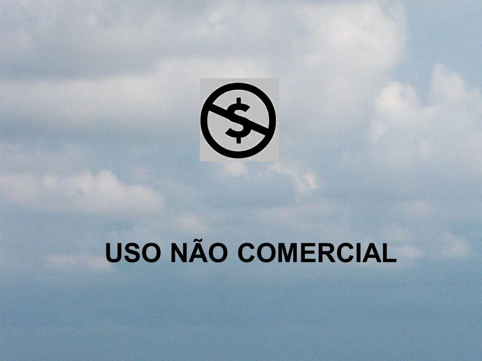 USO NÃO COMERCIAL
