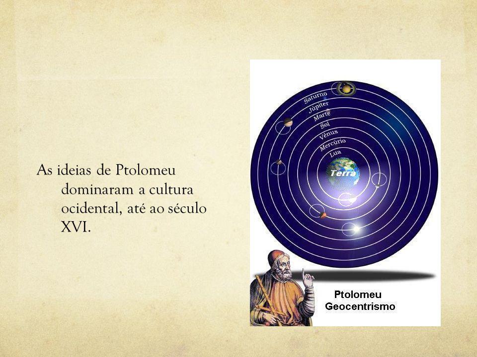 Debaxo deste grande firmamento Vês o ceo de Saturno, Deos antigo; Jupiter logo faz o movimento, E Marte abaxo, bellico inimigo; O claro olho do ceo no quarto assento, E Venus, que os amores traz consigo; Mercurio, de eloquencia soberana; Com tres rostos debaxo vai Diana.