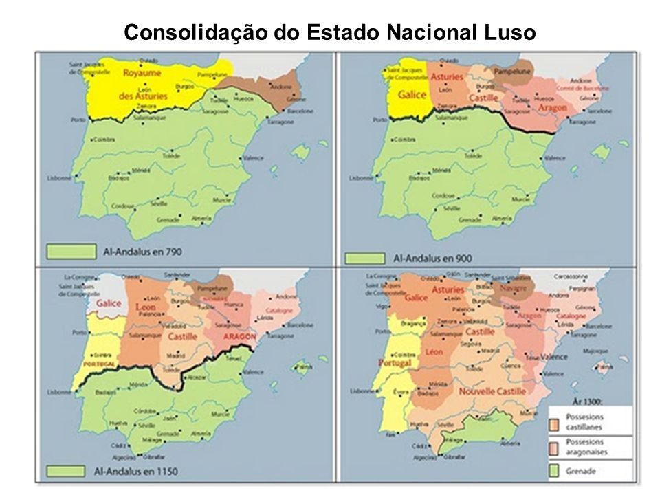 Consolidação do Estado Nacional Luso