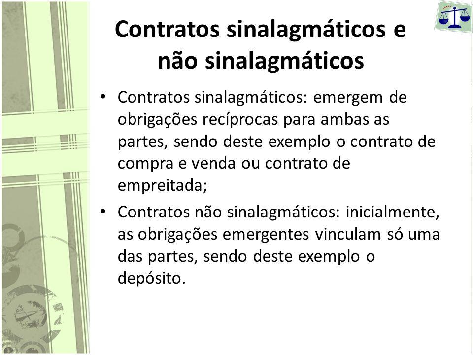 Negócios jurídicos unilaterais e contratos Nos negócios unilaterais, há uma declaração de vontade ou várias declarações, mas paralelas formando um só