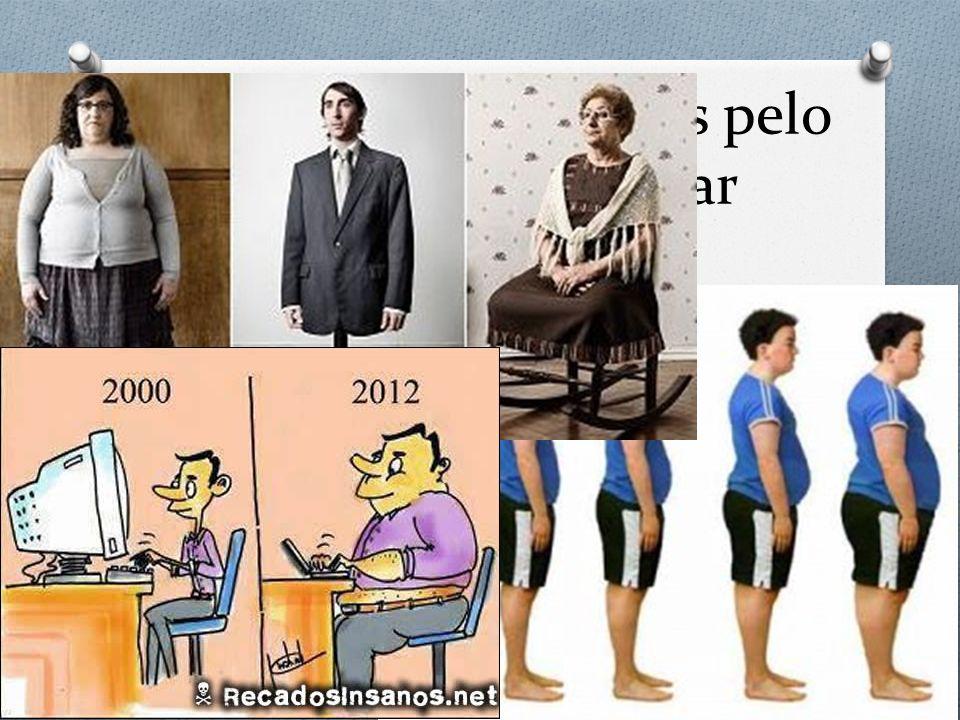 Doenças desenvolvidas pelo metabolismo celular O Obesidade