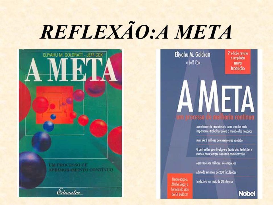 REFLEXÃO:A META 6
