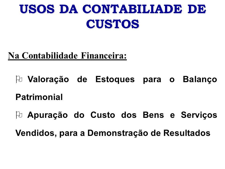 CUSTOS FIXOS CF Custo $ Volume de Atividade