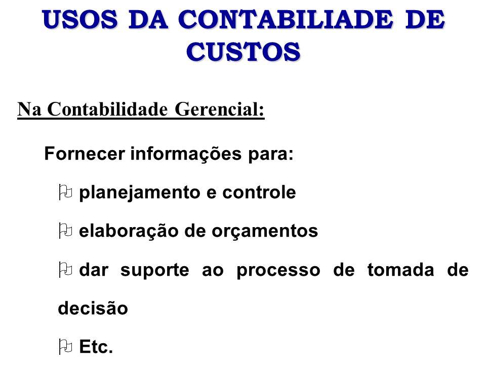 Apuração por ordem de produção –Sistema utilizado por empresas que produzem bens sob encomenda do cliente.