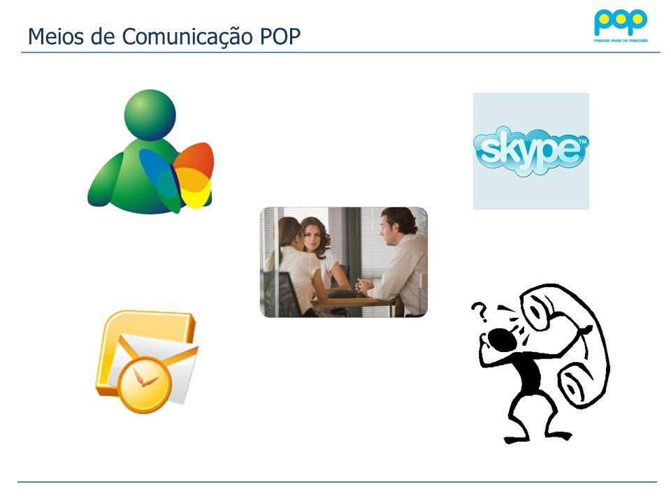 Meios de Comunicação POP